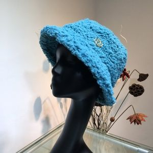 Rainbow color new fisherman wool hat